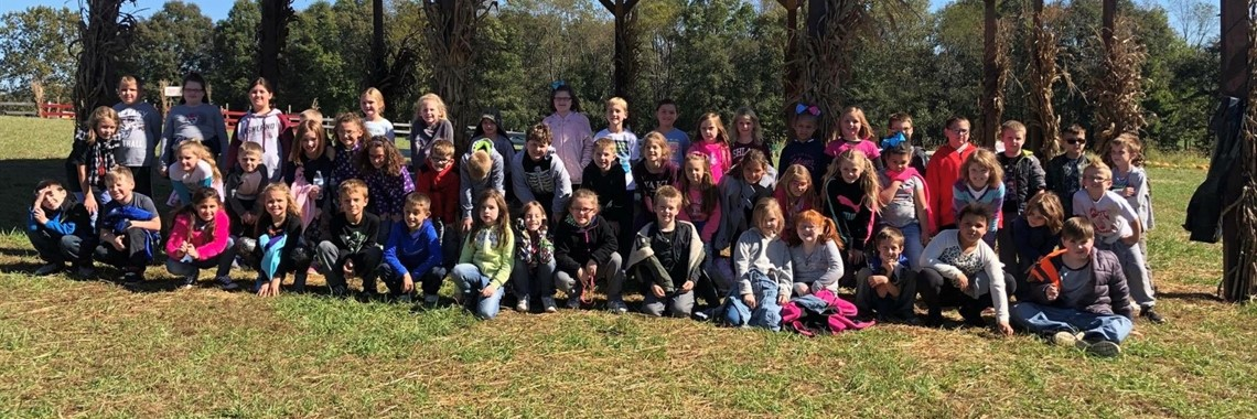 2nd Grade @ Nobles Farm