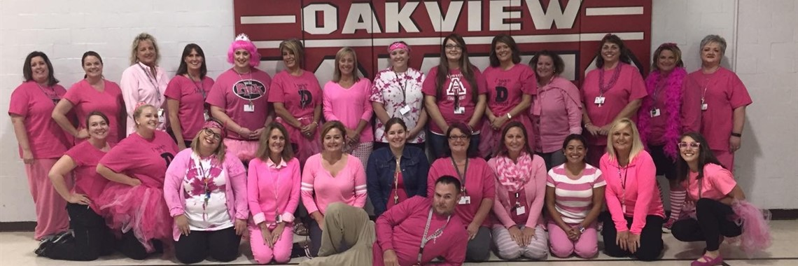 Tickled Pink.. We're Distinguished!!