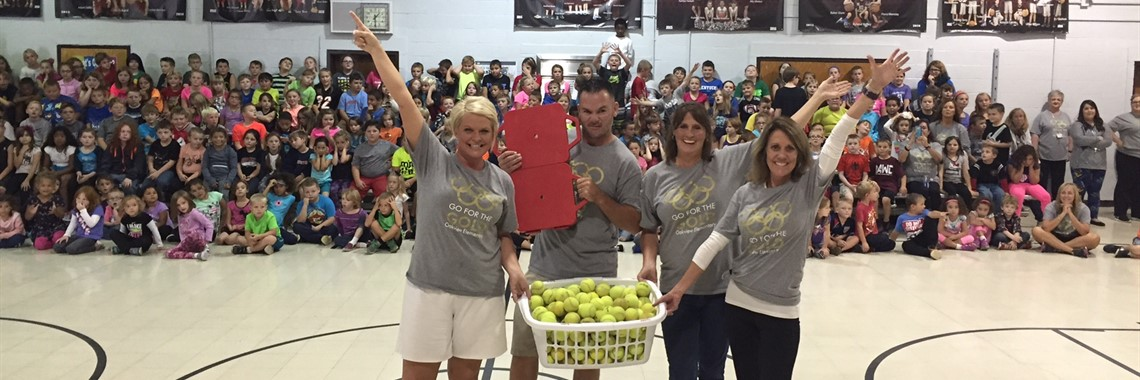 The Teacher Hungry, Hungry Hippo Winners