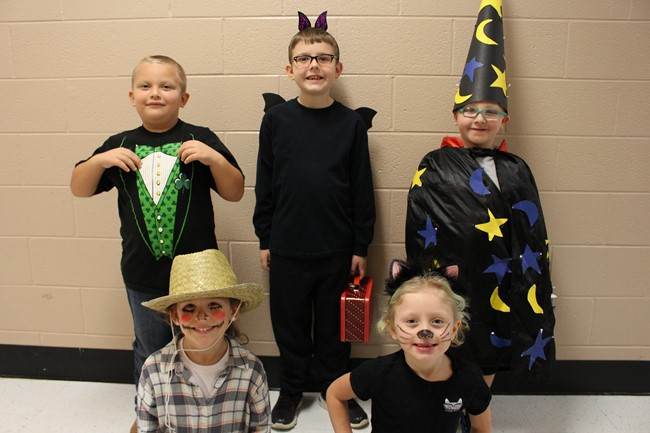 ABC Dress-up day